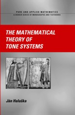 Book cover - J. Haluska - The Mathematical Theory of Sound Systems